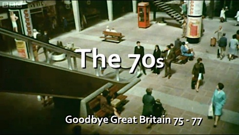 BBC2 series The Seventies,Seasons in the Sun ,Dominic Sandbrook