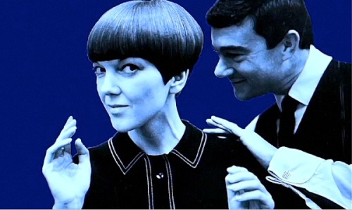 Vidal Sassoon,the bob, Mary Quant, hairstyles