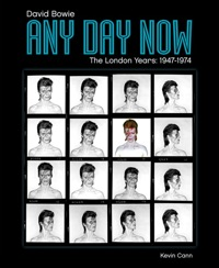 Any Day Now, David Bowie,books, Kevin Cann