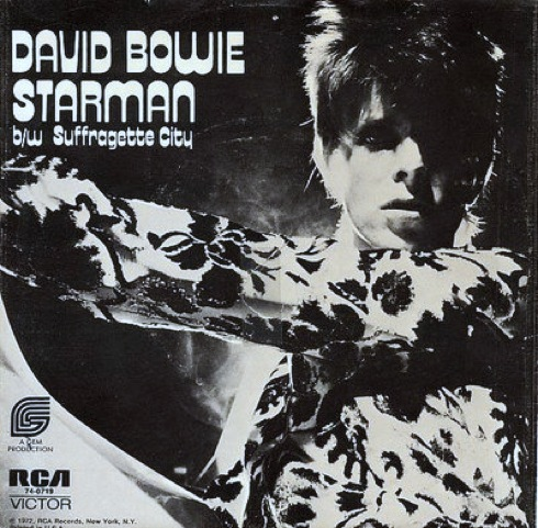 David Bowie, Starman,