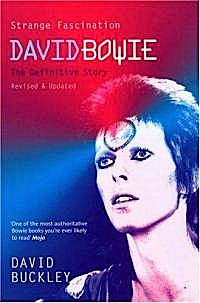 Strange Fascination,David Bowie, David Buckley, books
