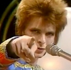 Ziggy Stardust, Spiders from Mars, David Bowie, Top of the Pops,