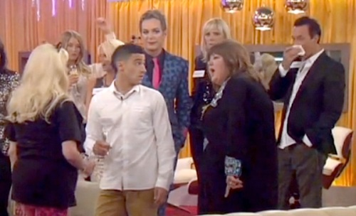 Julie Goodyear, Martin Kemp, Celebrity Big Brother , Cheryl Fergison,2012,Julian Clary
