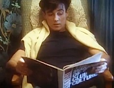 Andrew Ridgeley, Wham Rap!, club culture, nightclubbing, Face magazine,Swinging 80s,