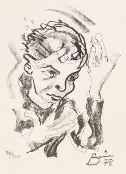 David Bowie, portrait, retrospective,  exhibition, Victoria & Albert Museum