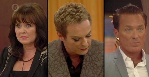 Coleen Nolan, Julian Clary, Martin Kemp, Celebrity Big Brother, TV show