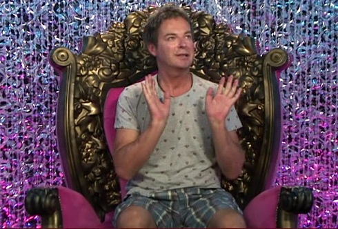Celebrity Big Brother , Julian Clary