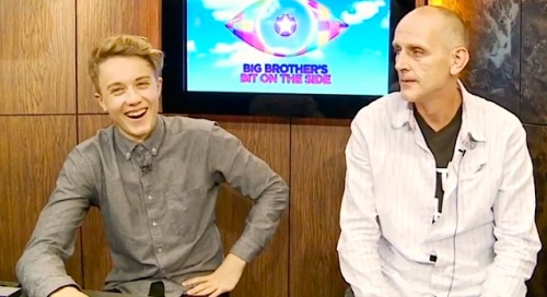 Celebrity Big Brother , Roman Kemp, Scott Brand