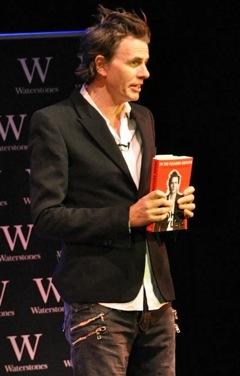 Duran Duran, John Taylor,books, autobiography,interviews