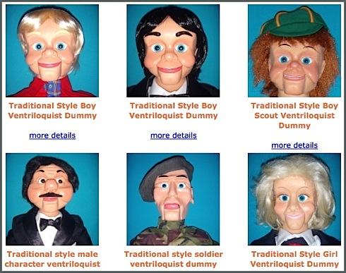 Kallini Puppets, ventriloquism, tuxedo, fashion