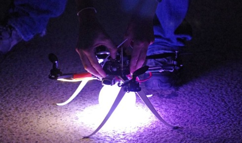 quadrocopter, flight,Ascending Technologies,Germany, Ars Electronica