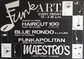 Blue Rondo, jazz, latin, dance music, Maestro's, live gig, Glasgow,