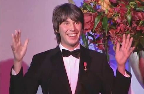 Prof Brian Cox , Institute of Physics, video, media,science,journalism,education,
