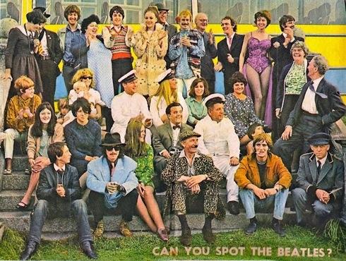 Magical Mystery Tour , Beatles, TV, DVD, The Bonzo Dog Doo-Dah Band,, Ivor Cutler, Apple Films,  pop music, film,
