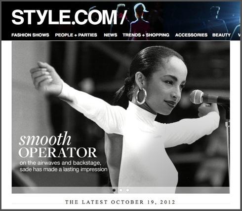 Sade Adu, singer, Beauty Icon ,fashion,Style dotcom,Melissa Caplan,Blitz Kids, US invasion,Demob , Steve Strange, Le Palace , Paris, 1981