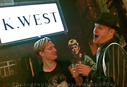 Ziggy Stardust ,K West, Brian Ward,David Bowie,memorabilia ,Movie Poster Art Gallery,Paul Burston,Alex Hopkins