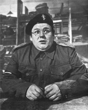 Roy Kinnear: Party Political Broadcast for the Army by Waterhouse & Hall