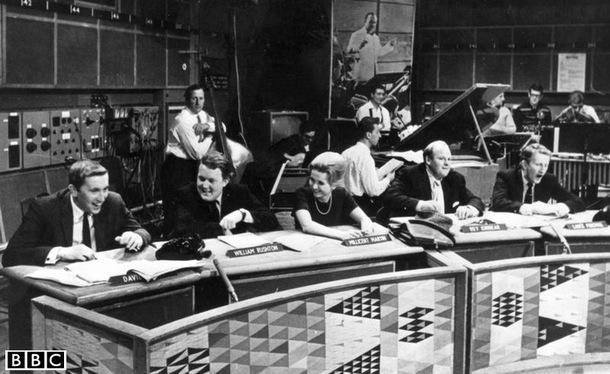 Hugh Carleton Greene David Frost TW3 BBC Satire 1960s