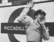 Al Mancini as a Commonwealth arrival chasing stardom