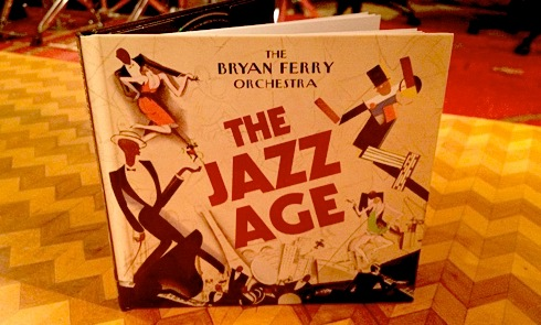 Jazz Age, CD, album,Bryan Ferry Orchestra, UK tour, dates