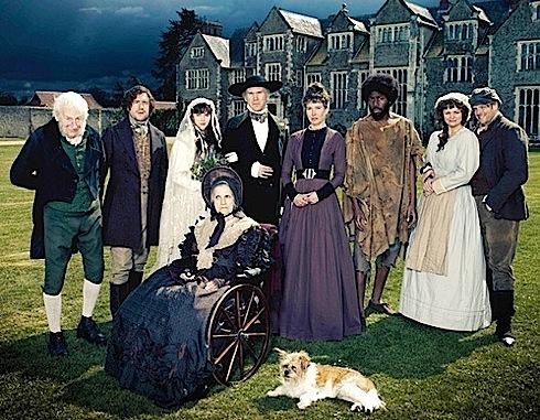 Hunderby, Sky Atlantic, Julia Davis, TV series, British Comedy Awards,