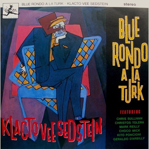 vinyl, Blue Rondo à la Turk, 1982, albums,pop music, Latin funk,Wag club, Chris Sullivan, Klacto Vee Sedstein,Oxford Road Show,TV,
