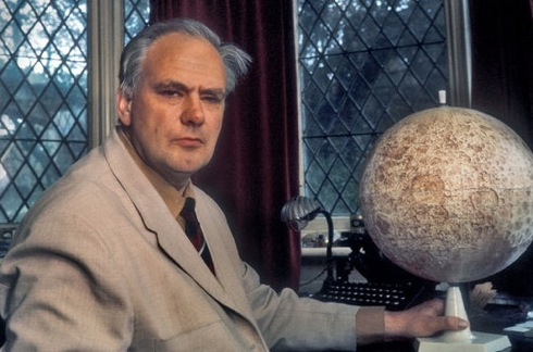 Patrick Moore ,astronomy, TV series, Sky at Night,Desert Island Discs