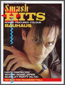 Smash Hits, Radio 4, documentary,Pete Murphy