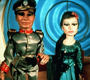 Gerry Anderson, Stingray,Supermarionation, TV series, 1960s,