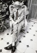 David Hockney wears Nutter (Cecil Beaton, 1970)