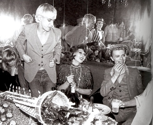 Iggy Pop, David Bowie, Berlin