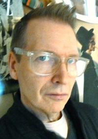 Iain R Webb,Blitz Kid, fashion, journalism