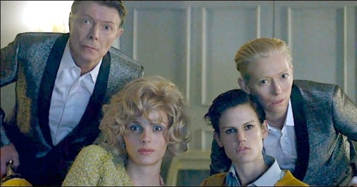 David Bowie,The Stars (Are Out Tonight),video,Floria Sigismondi