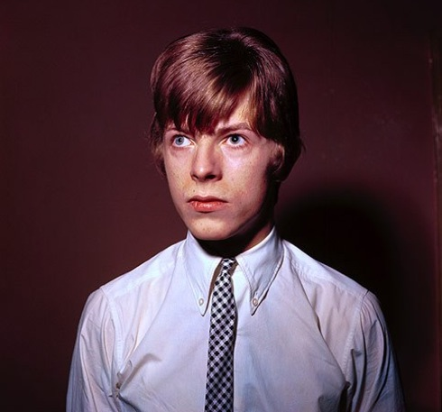 David Bowie, V&A exhibition,Lower Third,Swinging 60s,