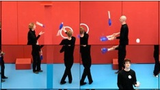 The Jugglers, David Hockney, video, installation, Whitney Museum,