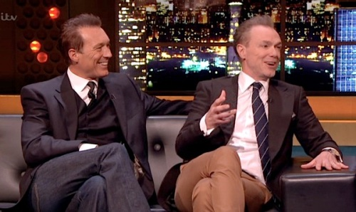 Jonathan Ross Show,Martin Kemp, Gary Kemp ,TV series, Gangs of Britain