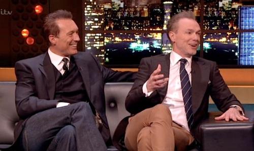 Jonathan Ross Show,Martin Kemp, Gary Kemp ,TV series, Gangs of Britain