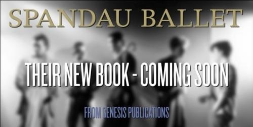 Spandau Ballet, Genesis books, Spandau the True Story , Paul Simper