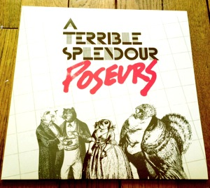 Terrible Splendour, synthpop,Poseurs