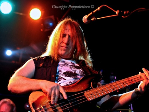 Trevor Bolder , Uriah Heep