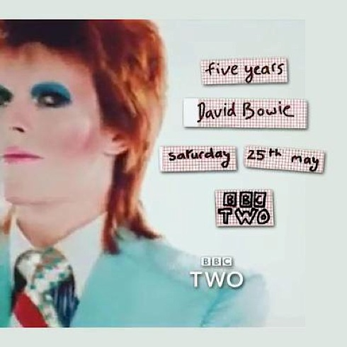David Bowie13,FiveYears,film, Francis Whately