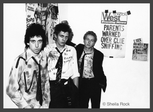 The Clash,book, exhibition,Photography, Sheila Rock