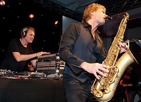 Rusty Egan, Steve Norman, DJ, Cannes, Ibiza