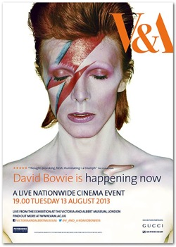 Picturehouse Entertainment, V&A,Martin Roth ,cinema ,events, , David Bowie Is,