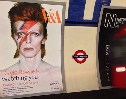 David Bowie is, exhibition, V&A, international tour, Bowie,