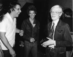 Cale,Reed,Warhol