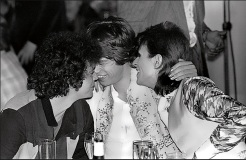 FarewellZiggy73-Reed,Jagger,Bowie-MickRock,CafeRoyal