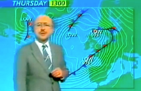 Great Storm, 1987,UK, weather, Michael Fish