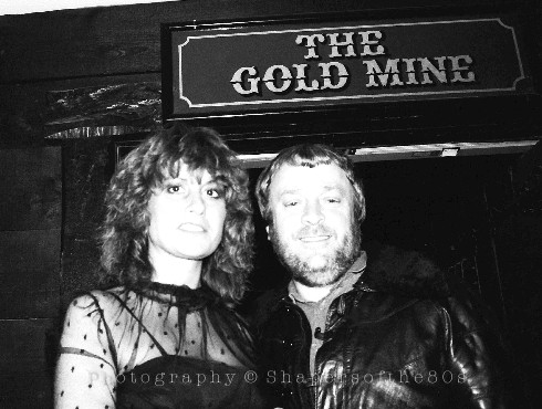 nightclubbing, Essex, Gold Mine, 1980s, Stan Barrett