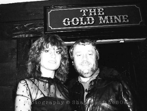 nightclubbing, Essex, Gold Mine, 1980s, Stan Barrett